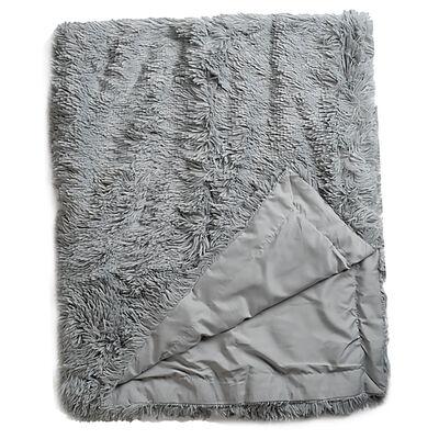 Manta Peluda Lisa 125 x 150 cm