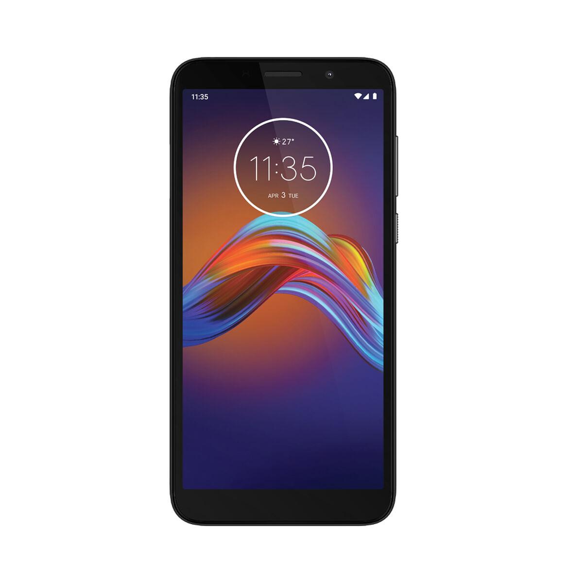 """Celular E6 Play Motorola 32GB 5.5""""Negro Liberado"""