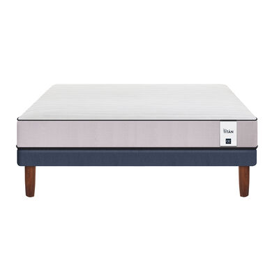 Cama Europea New Titan 2 Plazas