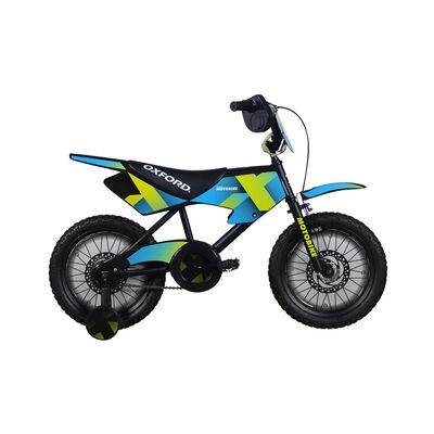 Bicicleta Oxford Hombre BM1647 Aro 16 Negro/Azul