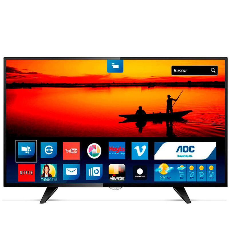 "LED 32"" AOC LE32S5970 Smart TV  HD"
