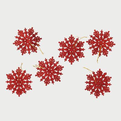 Set 6 Copo De Nieve Clasica