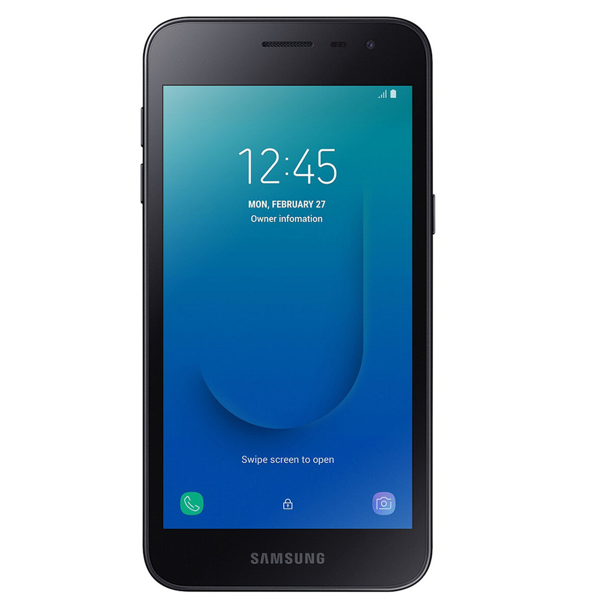 "Celular Samsung Galaxy J2 Core 8GB 5.0"" Negro Claro"