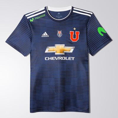 Camiseta Adidas Hombre Universidad de Chile 2018