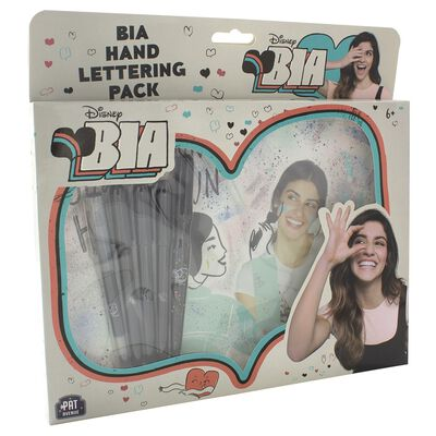 Bia Hand Lettering Pack