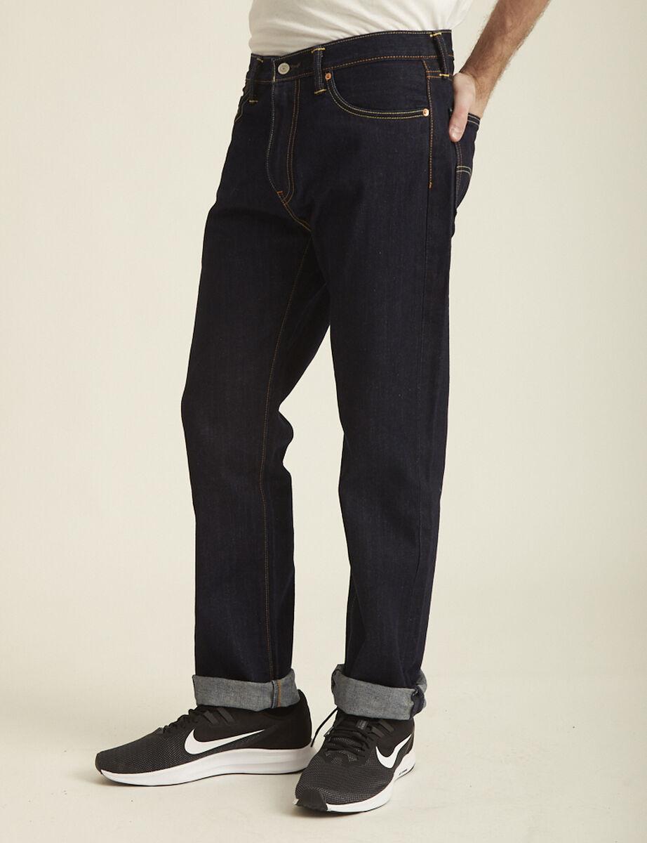 Jeans  Hombre Levis Regular 505