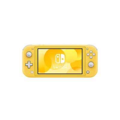 Consola Nintendo Switch Lite Amarillo