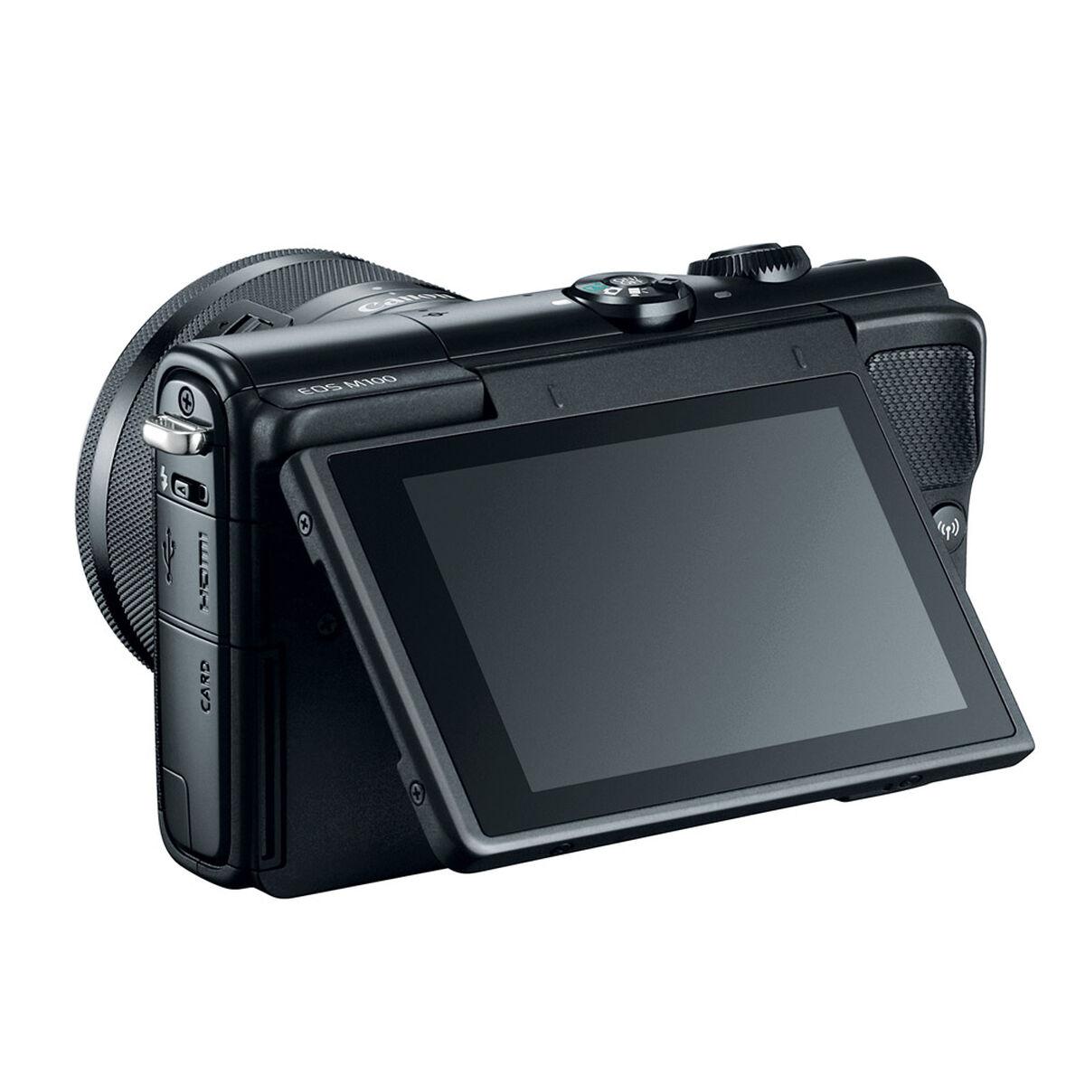 Cámara Réflex Mirrorless Canon EOS M100