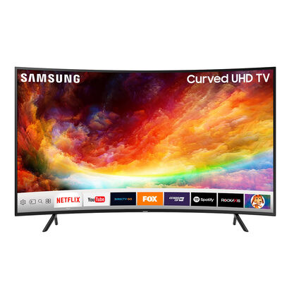 "LED 55"" Samsung UN55NU7300GXZS Smart TV 4K UHD"
