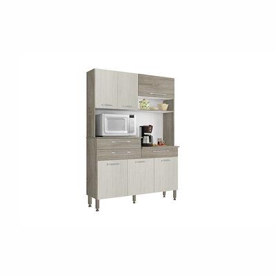 Mueble Organizador De Cocina Orion 5 Cajones