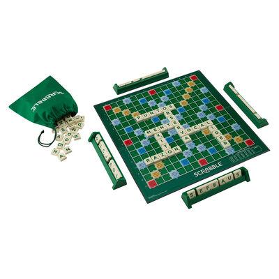 Mattel Games Scrabble Juegos de Mesa