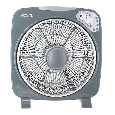 """Ventilador Piso/Mesa 12"""" Con Control Y Timer"""