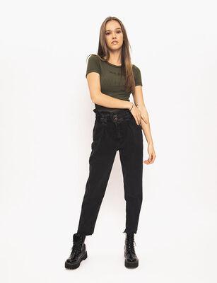 Jeans Mom Mujer Efesis