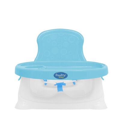 Silla de Comer Baby Way BW 811B19 Azul