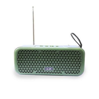 Parlante Bluetooth Lhotse Outdoor L8 Verde