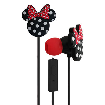 Audífonos In Ear Minnie Disney