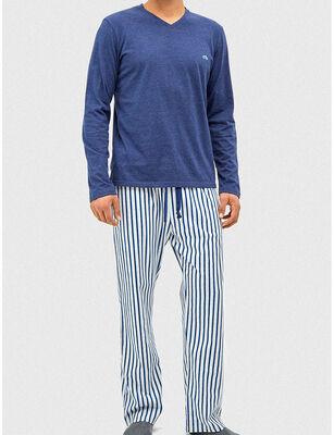 Pijama de Algodón Hombre Trial