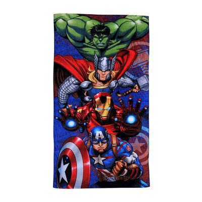 Toalla de Playa Avengers Battle 70 x 140 cm