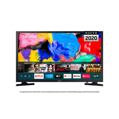 "LED 32"" Samsung UN32T4300A Smart TV HD"