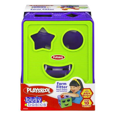 Playskool Cubo De Formas