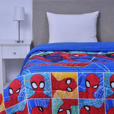 Plumón Disney 1,5 Plazas Spiderman