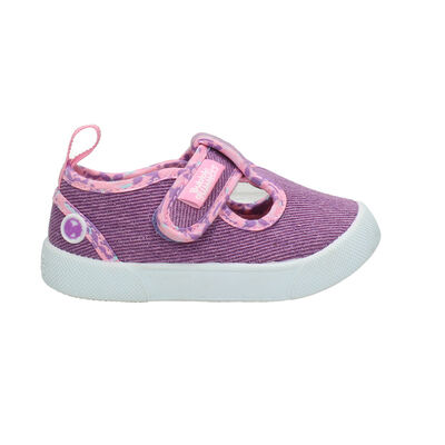Zapato Lona Niña Bubble Gummers Miami