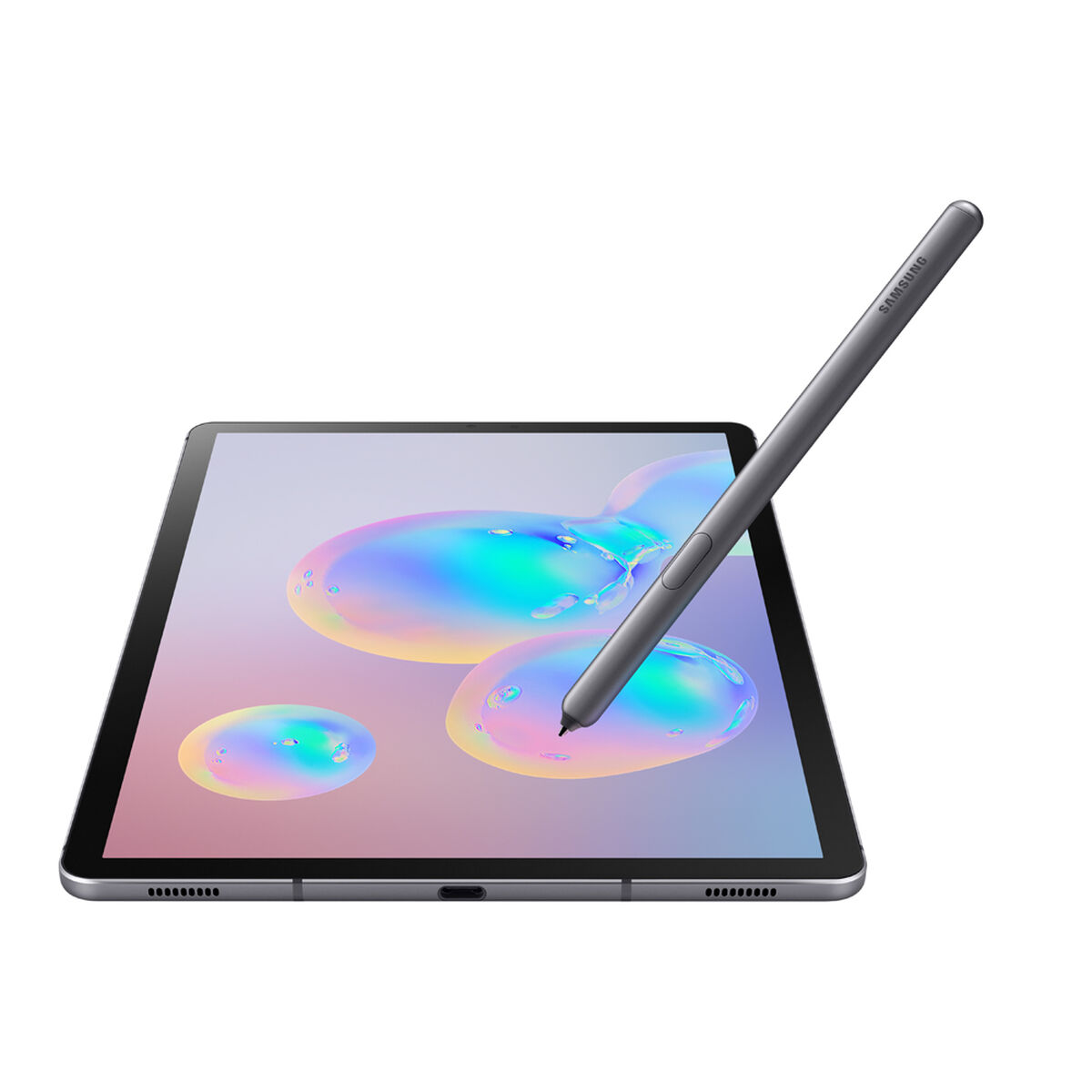 "Tablet Samsung SM-T860 S6 Octa Core 6GB 128GB 10.5"" Gris + Keyboard + S-Pen"