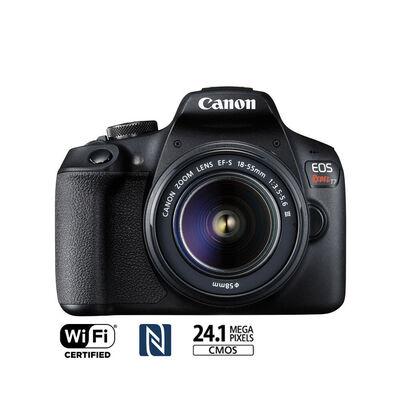 Cámara Réflex Canon EOS T7 DC lente 18-55mm no IS