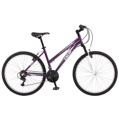 Bicicleta Caloi Mujer Montana 10 26' Mujer Purple Aro 26