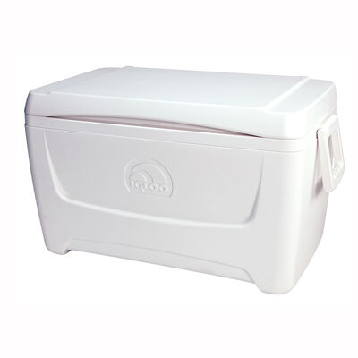 Cooler Igloo Marine breeze  45lt blanco