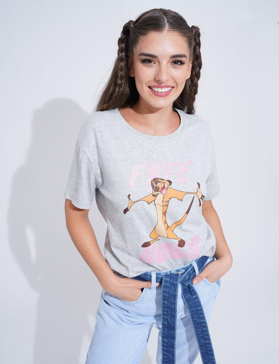 Polera Disney Mujer Icono