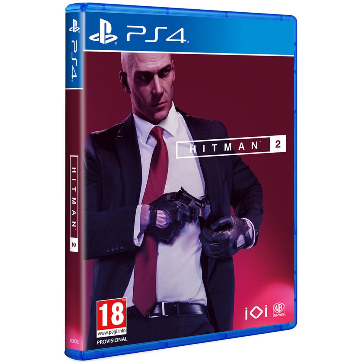 Juego PS4 Hitman 2