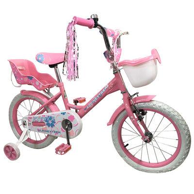 Bicicleta Infantil Alpinextrem Flower Aro 16