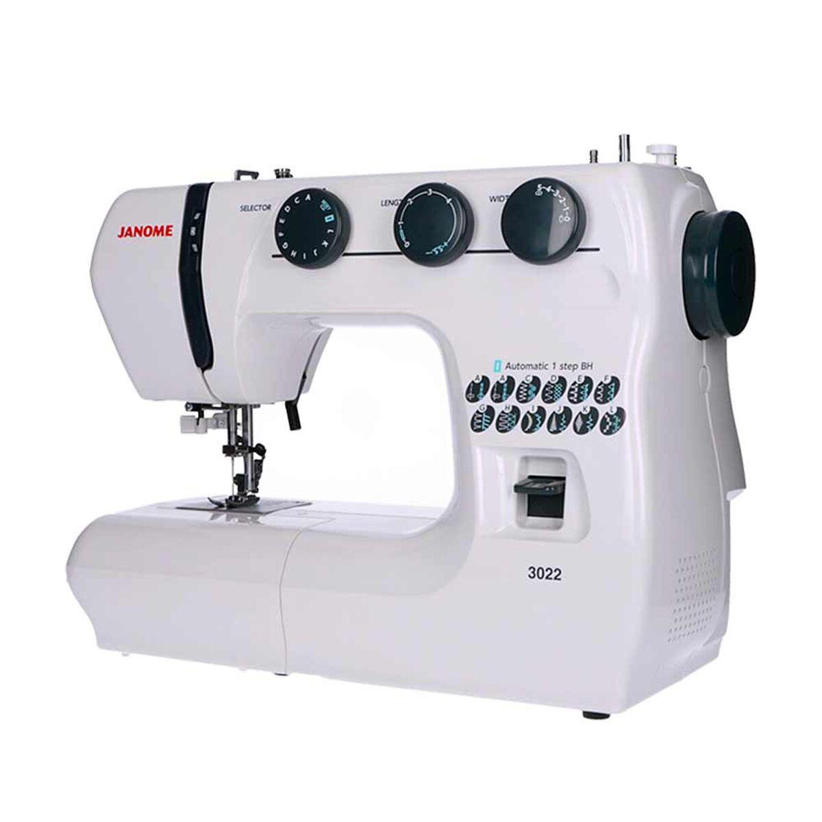 Máquina de Coser Janome 3022 | Compra en laPolar.cl