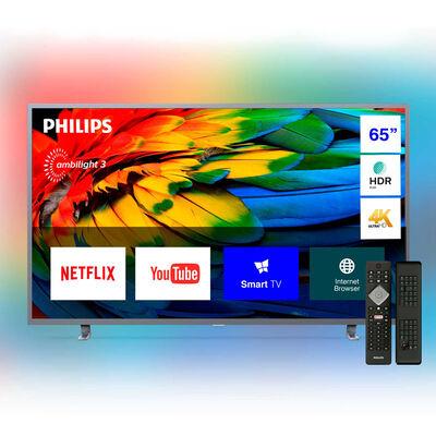 """LED 65"""" Philips 65PUD6703 Smart TV Ultra HD 4K"""