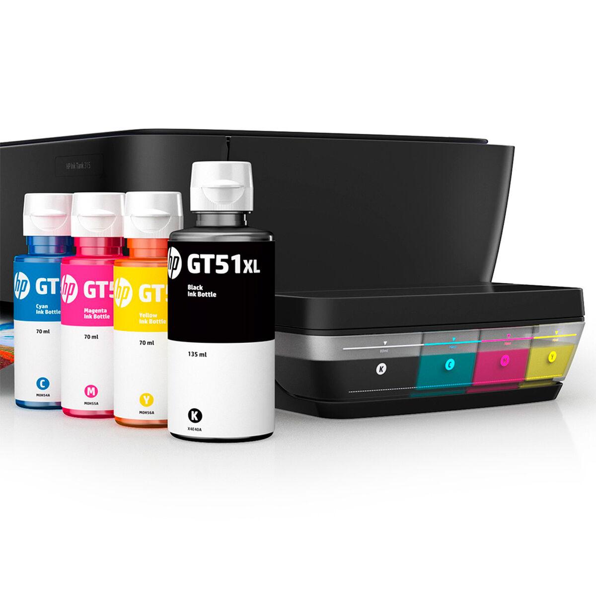 Multifuncional HP Tinta Continua Ink Tank 315