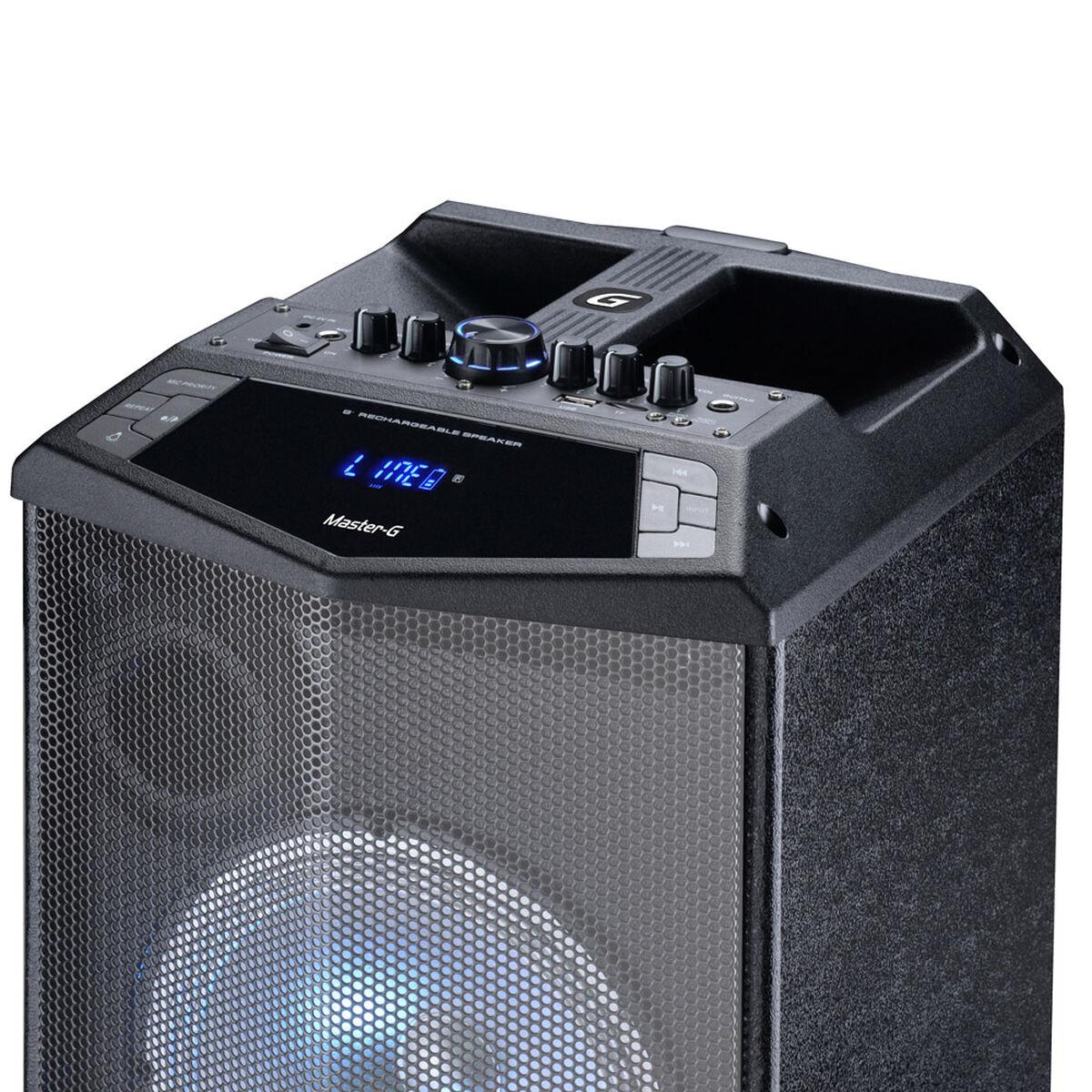 """Minicomponente Master-G con Bluetooth 8"""""""