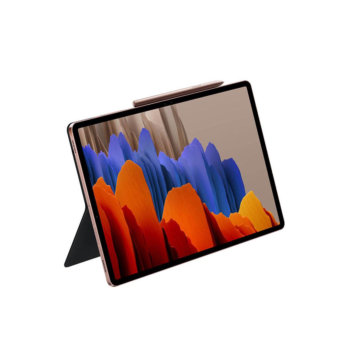 "Tablet Samsung SM-T870 Galaxy Tab S7 6GB 128GB 11"" Wifi Cobre + Keyboard + Cover + S-Pen"
