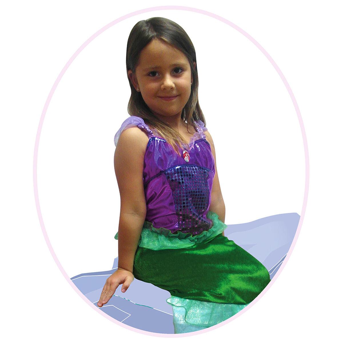 Disfraz Princesa Disney Ariel Deluxe