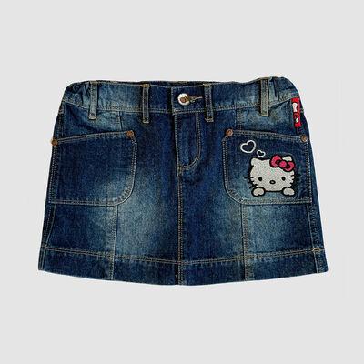 Falda Niña Hello Kitty