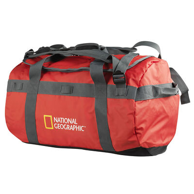 Bolso Duffle National Geographic 80L Rojo