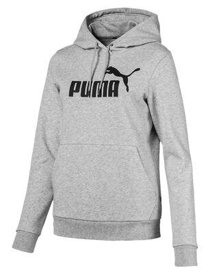 Polerón Mujer Puma ESS Logo Hoody FL