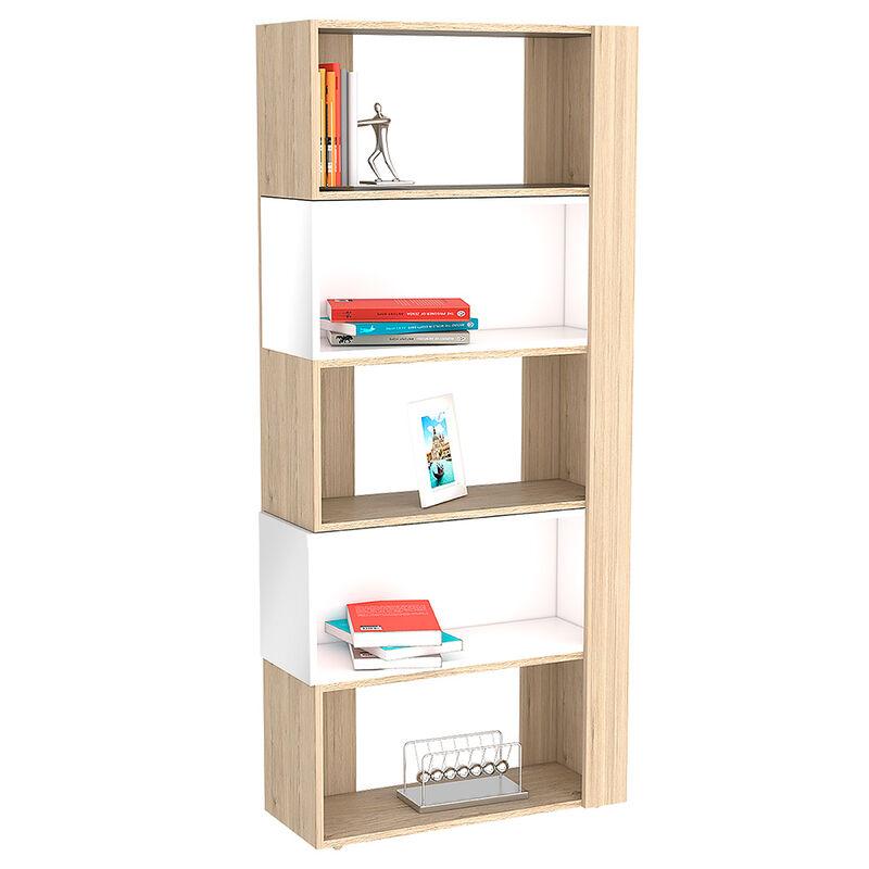 Rack + Biblioteca + Arrimo Tuhome