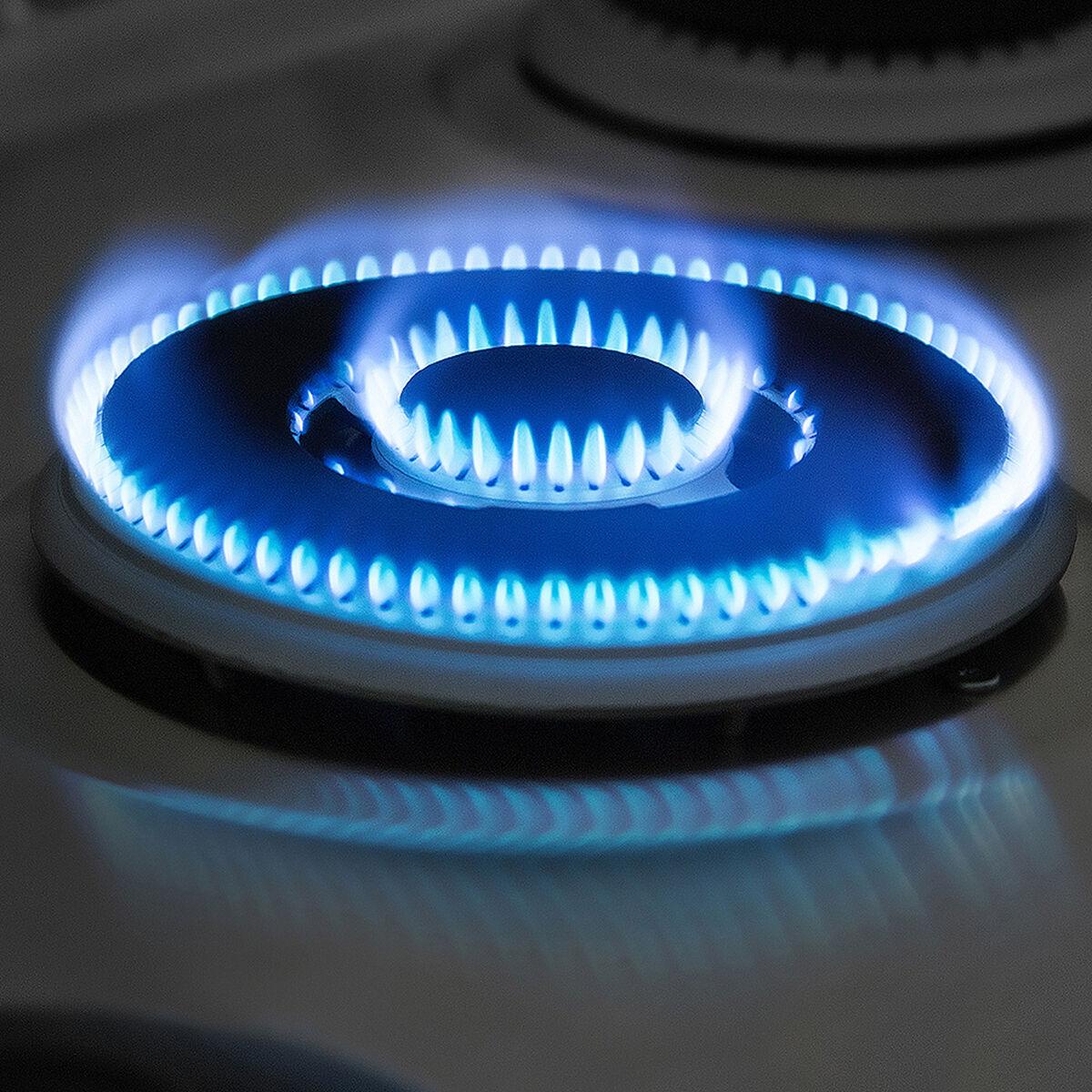 Cocina a Gas Mabe Ander7670F 5 Quemadores