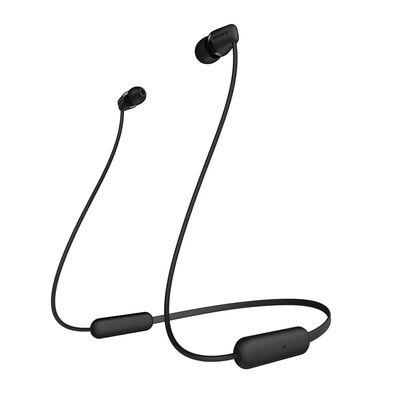 Audífonos Bluetooth In Ear Sony WI-C200 Negros