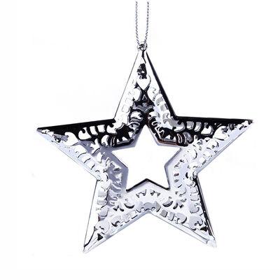 Estrella P/Colgante Plata Santini 11 cm