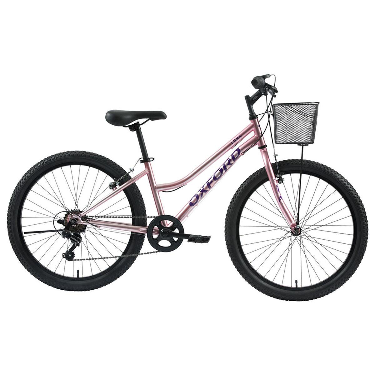 Bicicleta Infantil Niña Oxford Aro 24