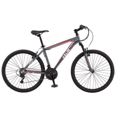Bicicleta Caloi Hombre Montana 10 26' Grey Aro 26