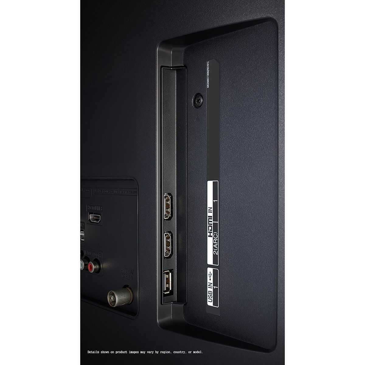 "LED 65"" LG 65UM7400PSA Smart TV 4K Ultra HD"