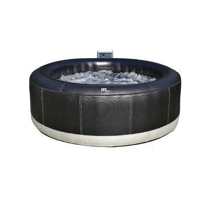 Hot Tub Inflable Mspa Camaro 6 Premium Negro